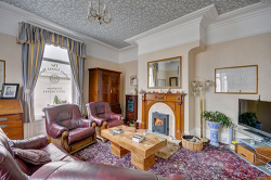 The corner guesthouse, whitby - lounge